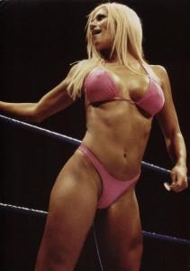 Torrie Wilson Wrestling