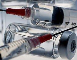 steroid syringe