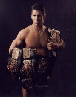 Frank Shamrock Belts