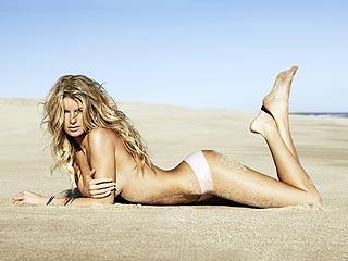 Marisa Miller Beach