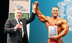 evan centopani winner of 2009 ifbb new york pro