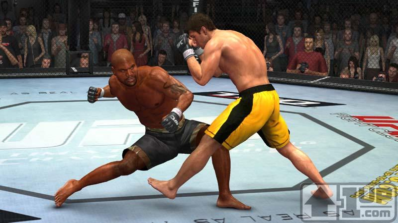 UFC 2009 Undisputed Video Game