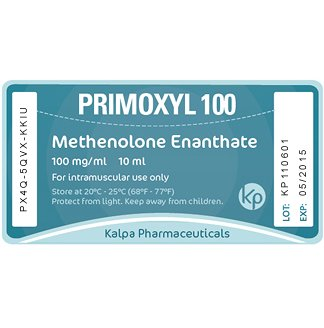 primo enanthate 100