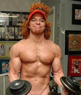carrot top steroids