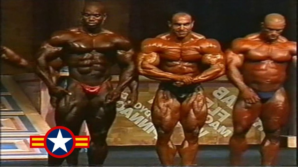 The Upcoming Mr. Olympia 1998 - Steroids Live