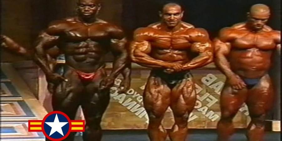 mr olympia 1998