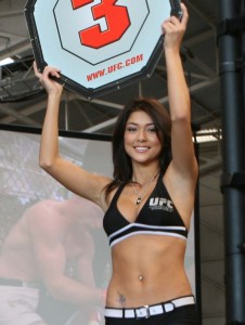 Arianny Celeste UFC
