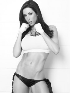 Ufc ring girl edith labelle hot opinion you