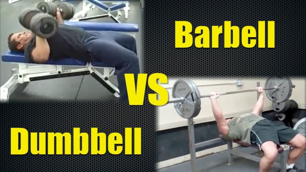 Dumbbell Bench Press Vs Barbell Bench Press 28 Images