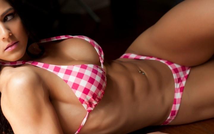 Eva Andressa Vieira - Women Bodybuilding Fitness