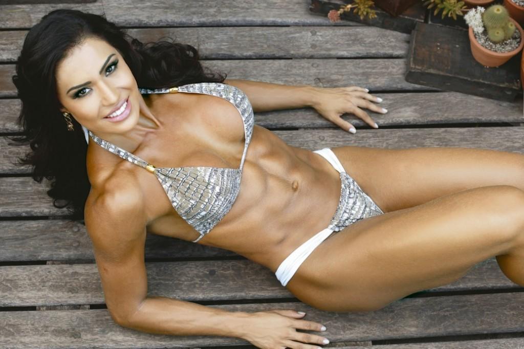 Gracyanne Barbosa - Fitness Model & Samba Dancer