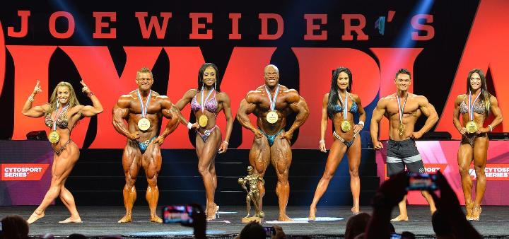 mister olympia 2015 winners