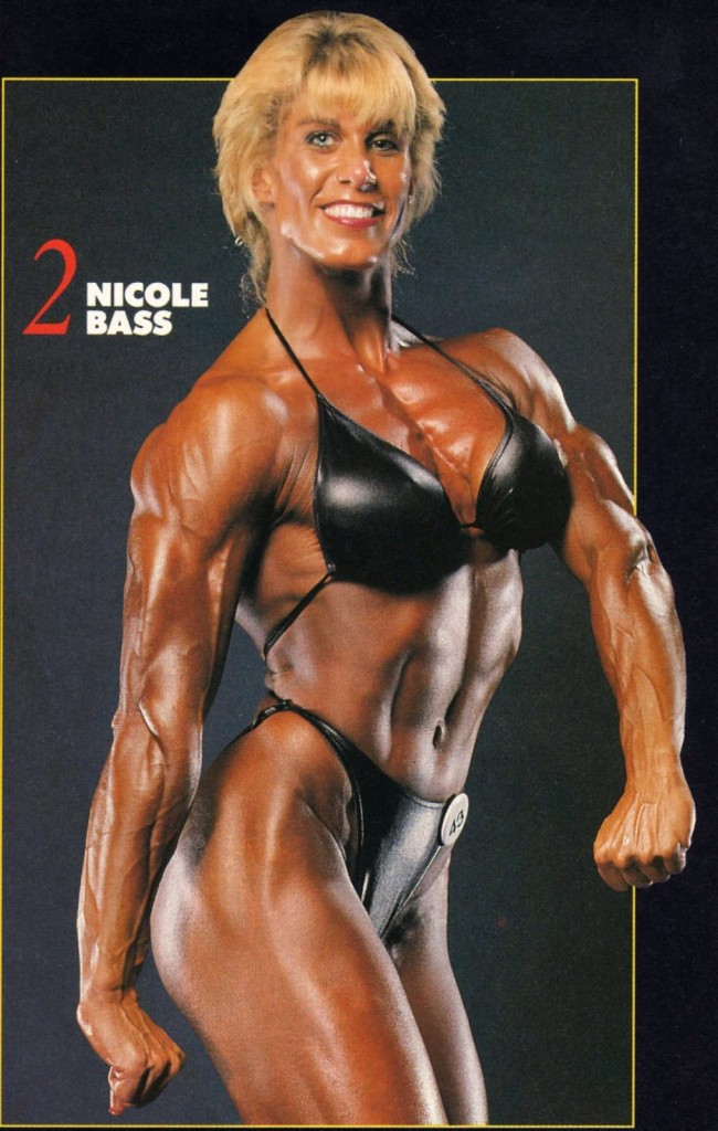 nude female bodybuilders on steroids