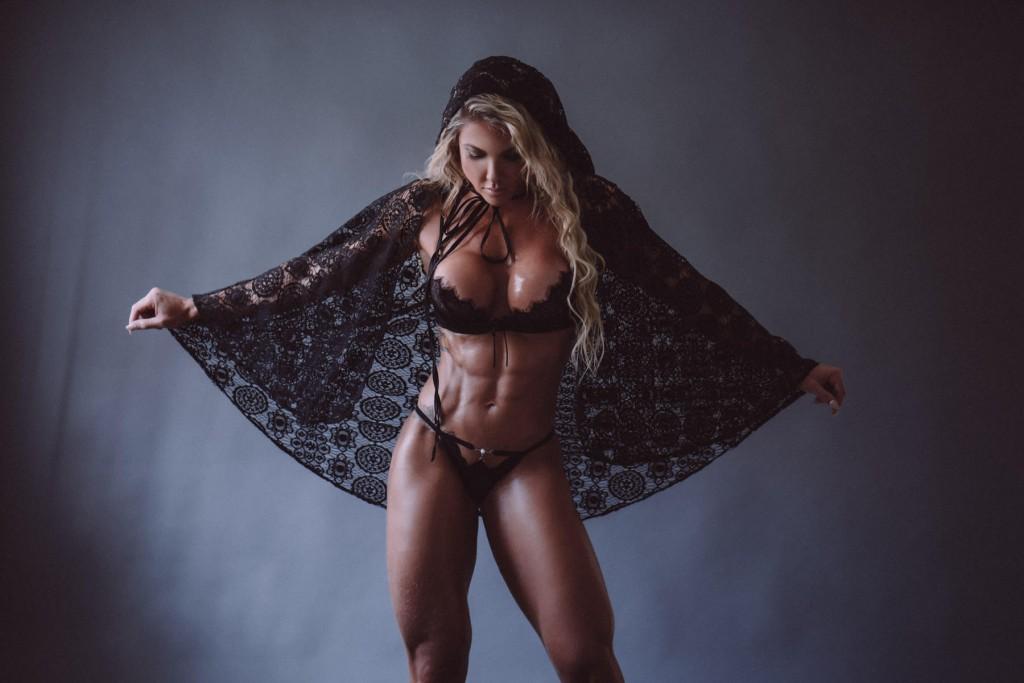 elaine ranzatto fitness model
