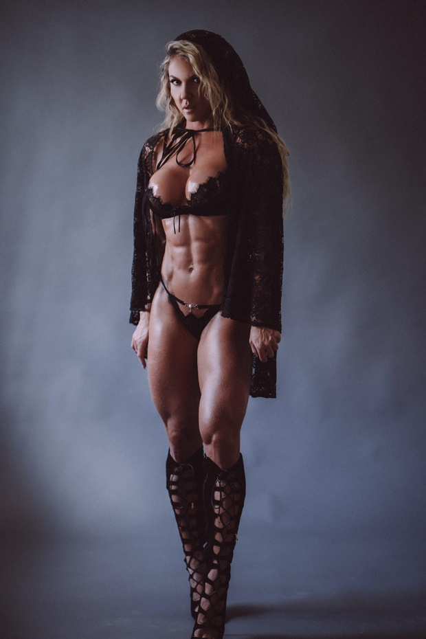 elaine ranzatto hot bodybuilder