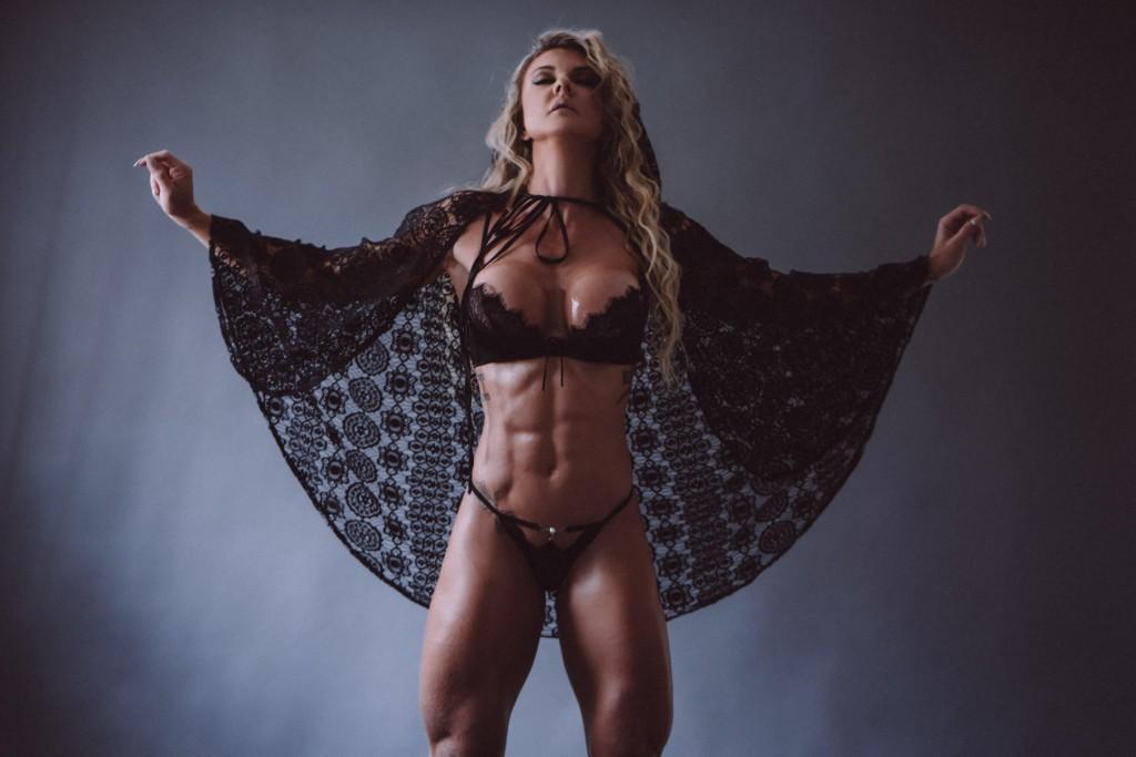 elaine ranzatto hot female bodybuilder