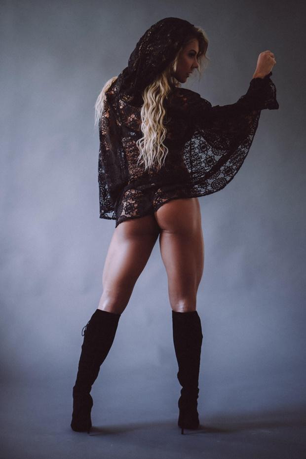 elaine ranzatto hottest fitness women