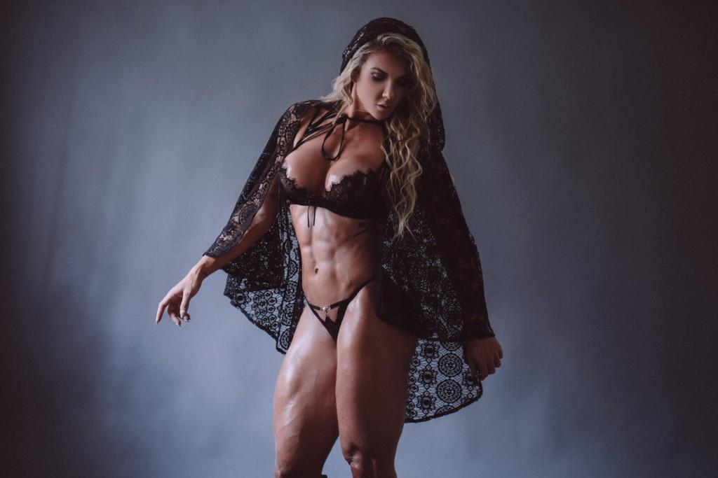 elaine ranzatto sexy athlete