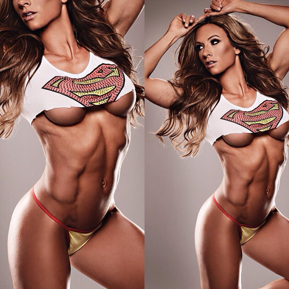 paige hathaway muscles