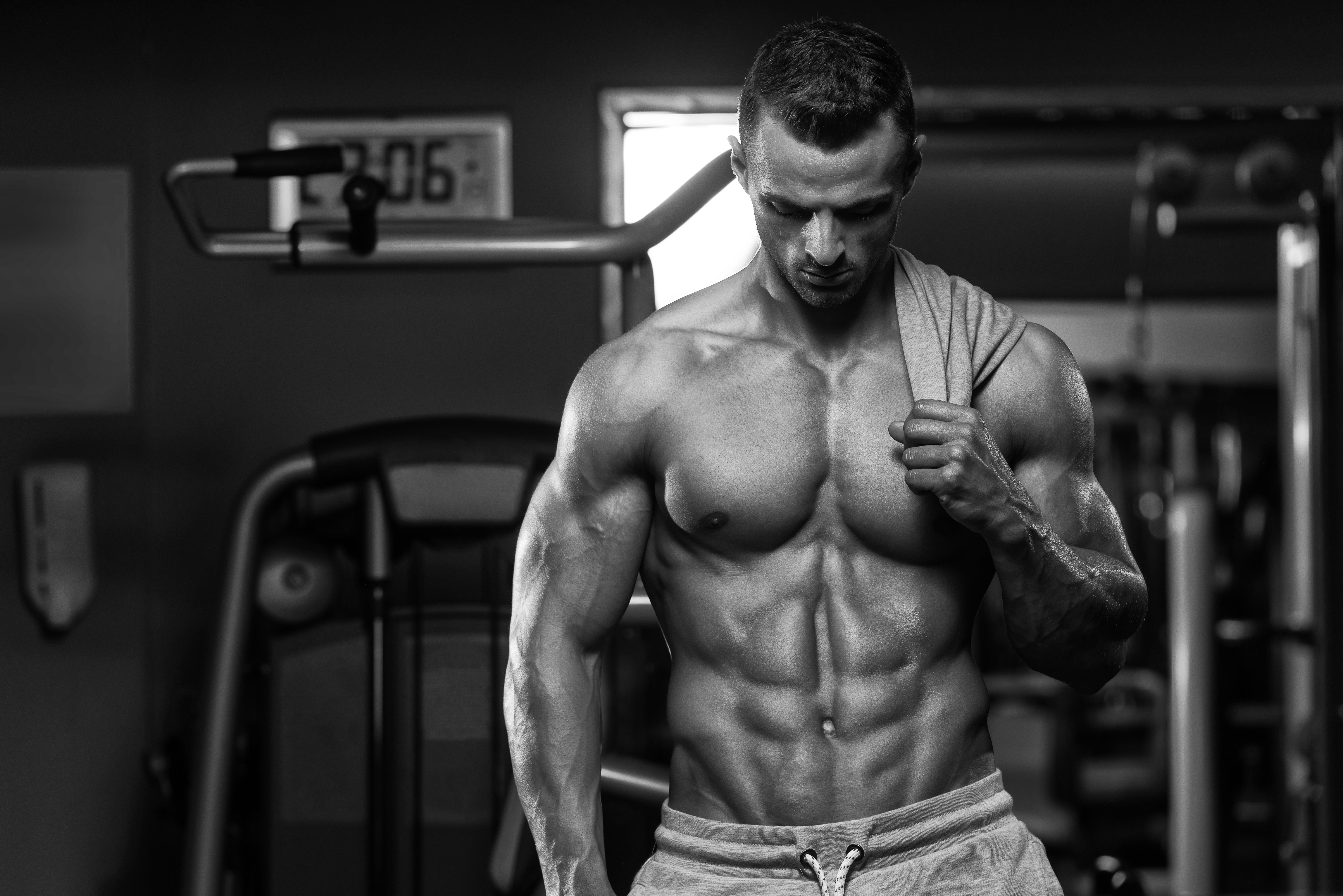 Gaining Muscle Mass 64