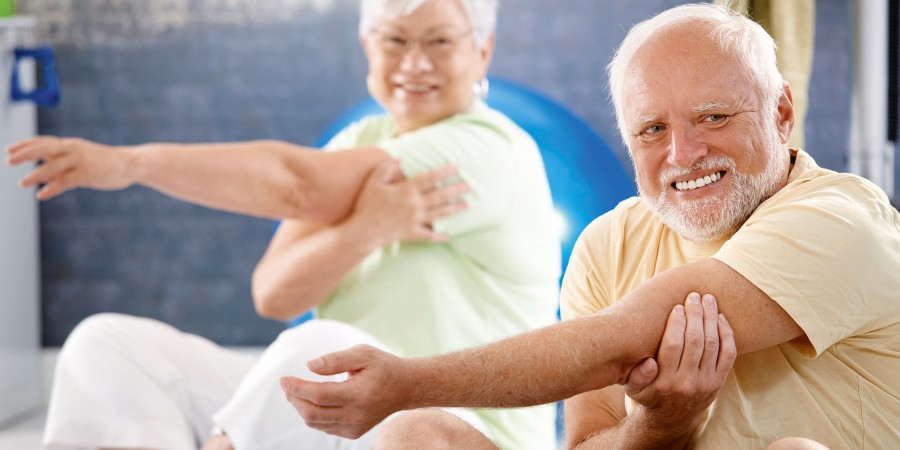 exercise elderly