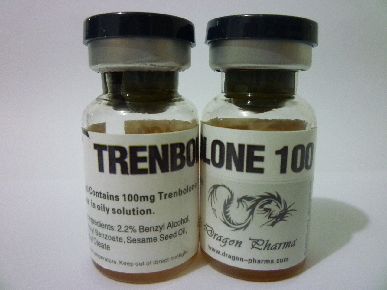trenbolone injection swelling
