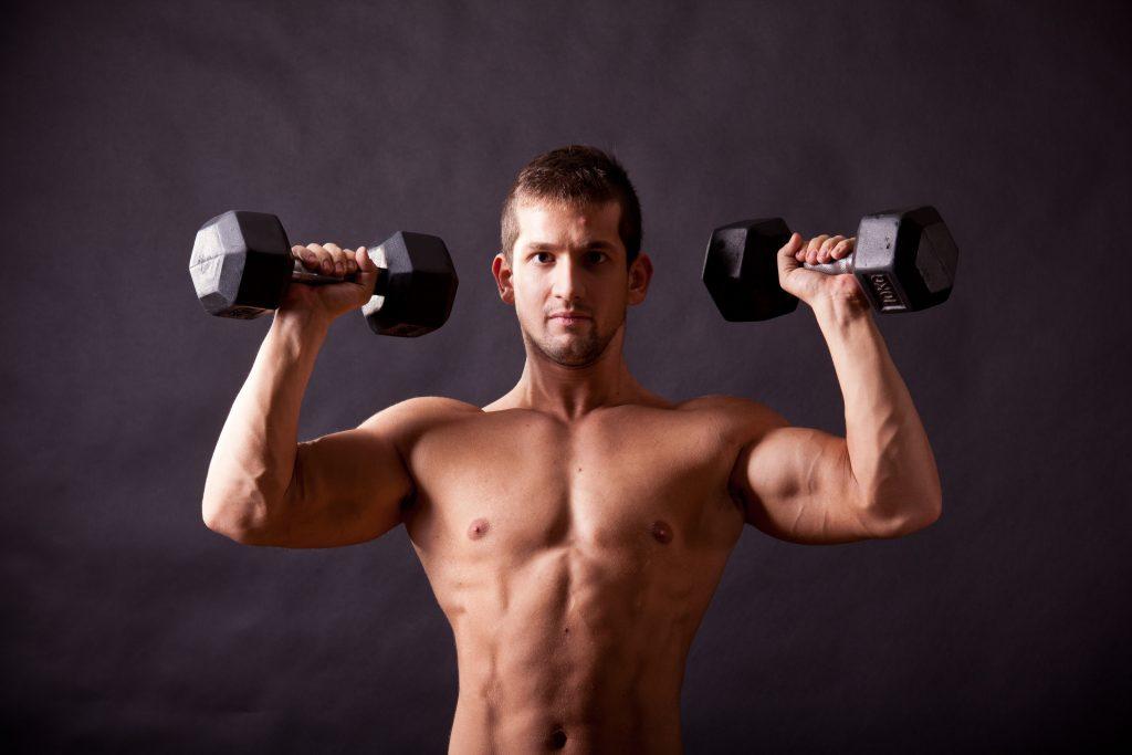 Build Wide Shoulders - Steroids Live