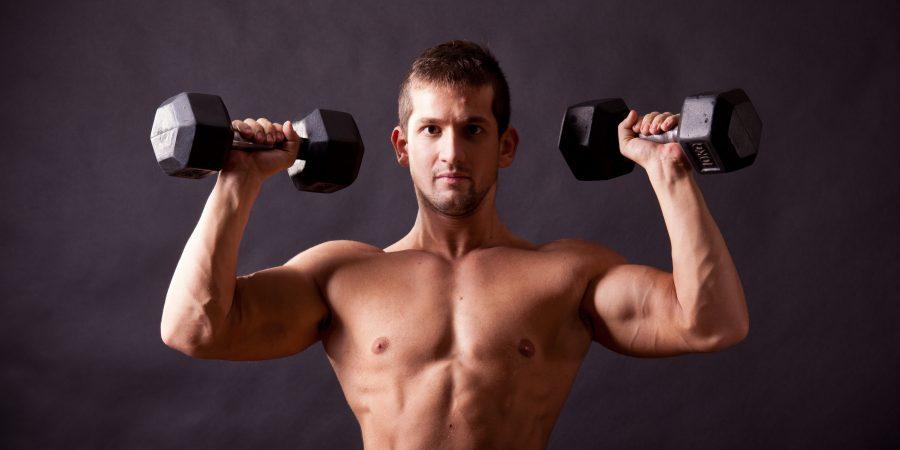 build wide shoulders