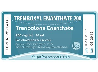 how to take trenbolone acetate safely
