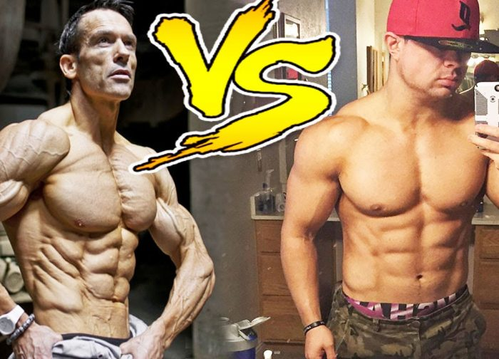 muscle mass vs toning