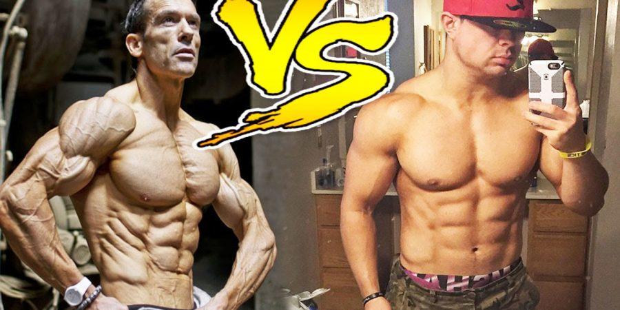 muscle mass vs toning