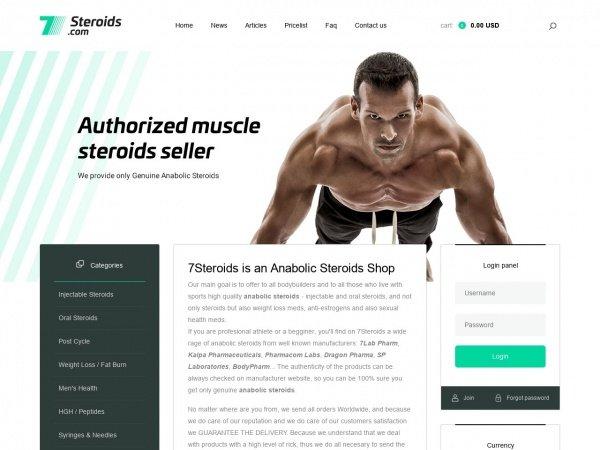 7Steroids.com Reviews -> Real 7Steroids.com User Reviews
