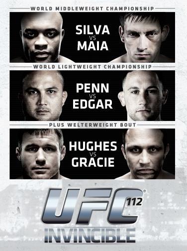 UFC 112