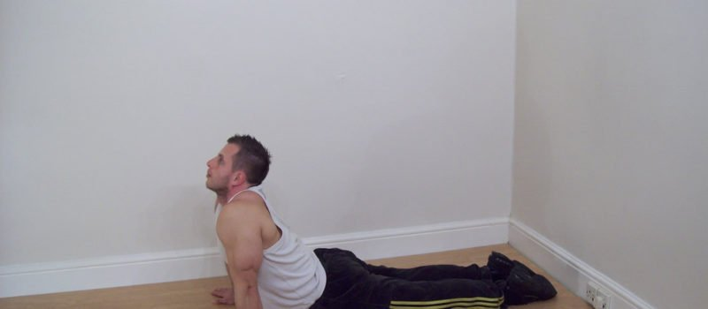 abs stretching exercise 1