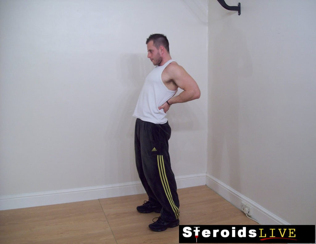 abs stretching exercise 2