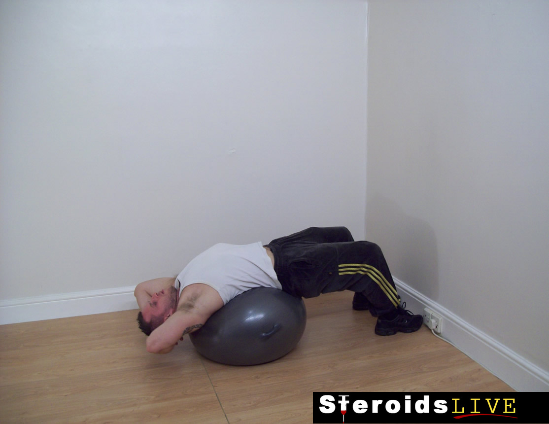 Abs Stretching Exercise 3