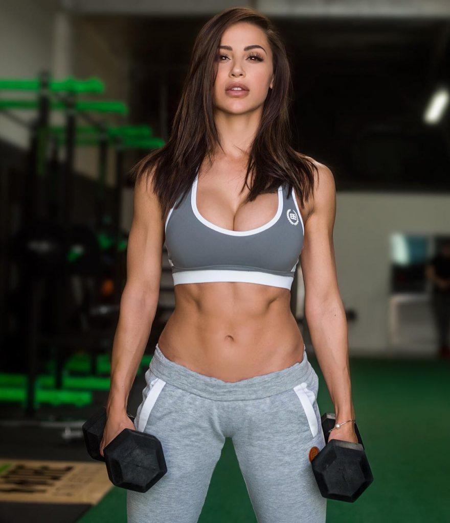 ana cheri bodybuilding