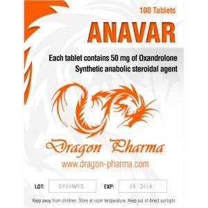 Anavar Dragon Pharma