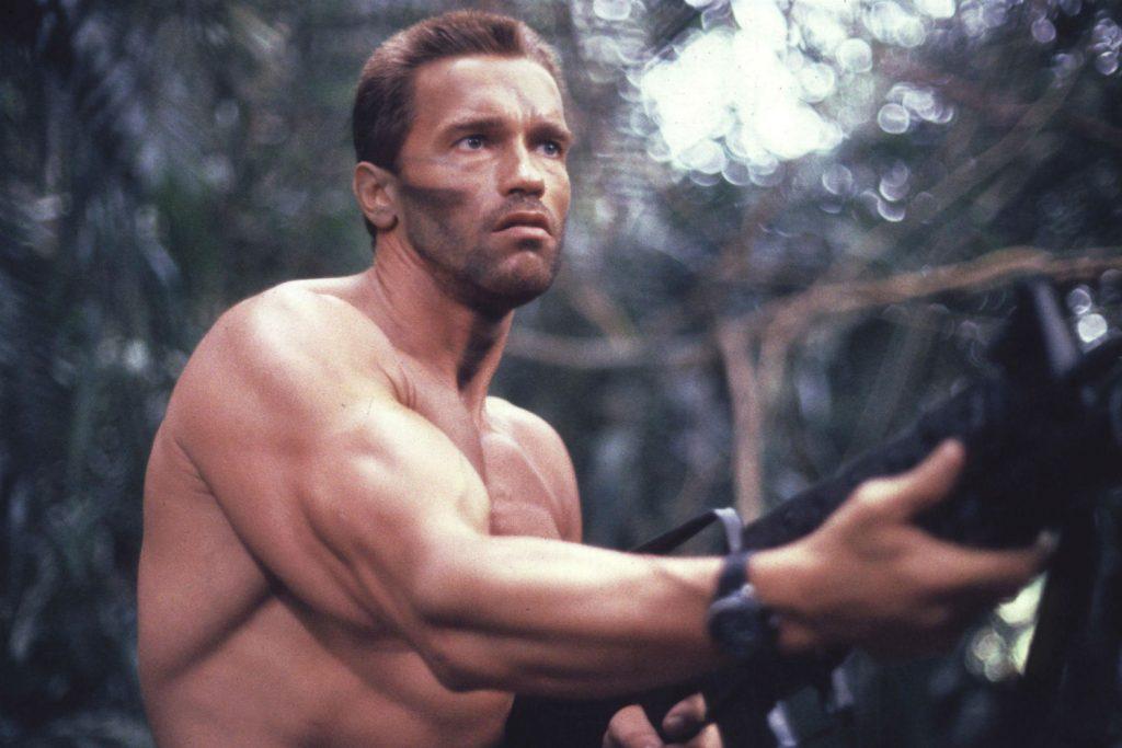 Arnold Schwarzenegger:...