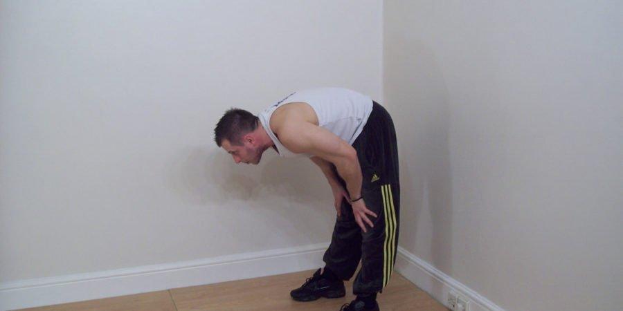 back stretching exercise 6