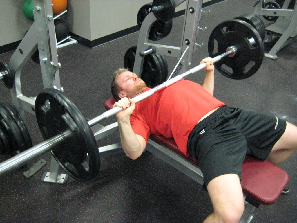Bench Press Exercise Bench Press For Chest Workout