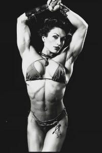 Carla Cabau Bodybuilding
