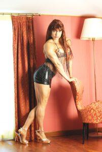 Carla Cabau Bodybuilding Model