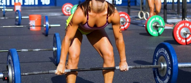 Deadlift Exercise