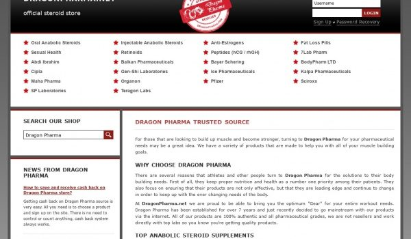 dragonpharma.net review
