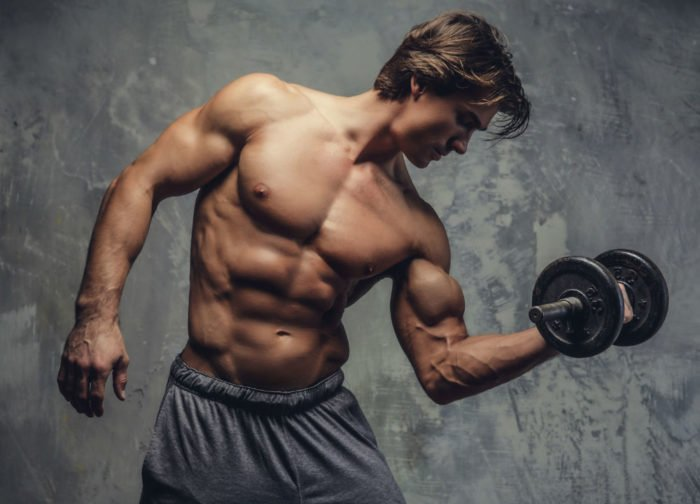 enhancing muscle definition
