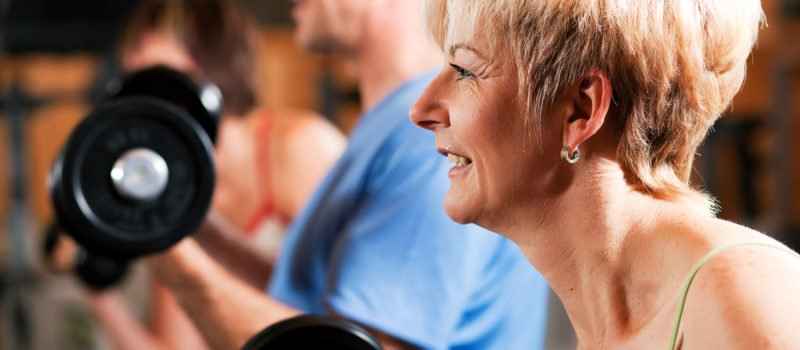Fitness For Older People