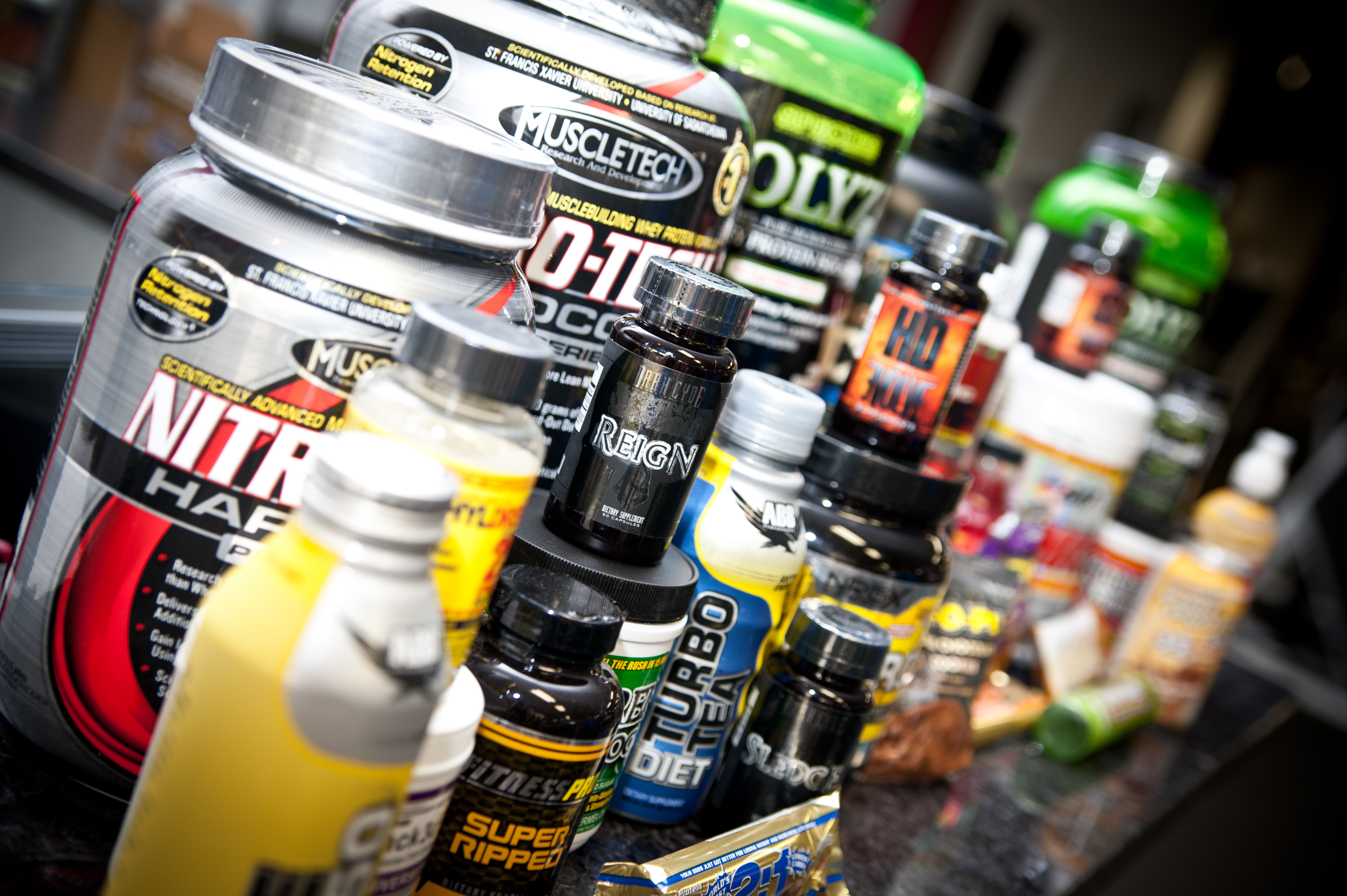 Top 5 Fitness Supplements - Steroids Live