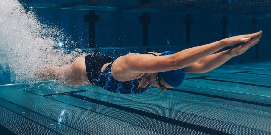 Fitness And Swimming