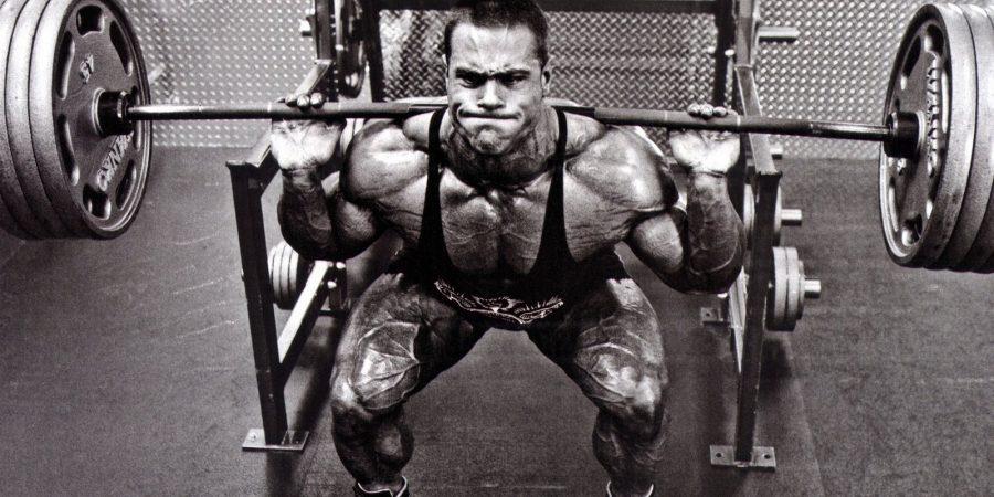 half squat exercise
